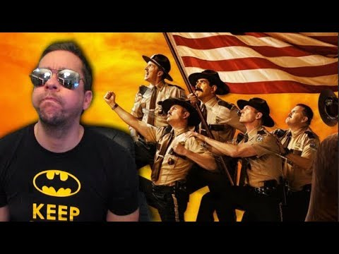 Super Troopers 2 - Film Review
