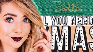 ZOELLA ZOELLA ZOELLA (Advent Calendar Reviews + Unboxings) (TWOTI)