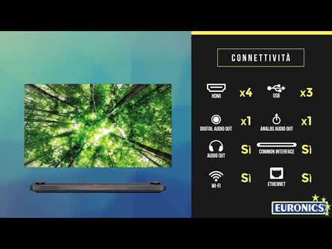 LG | Signature TV OLED 4K Cinema HDR Dolby Atmos | OLED65W8PLA