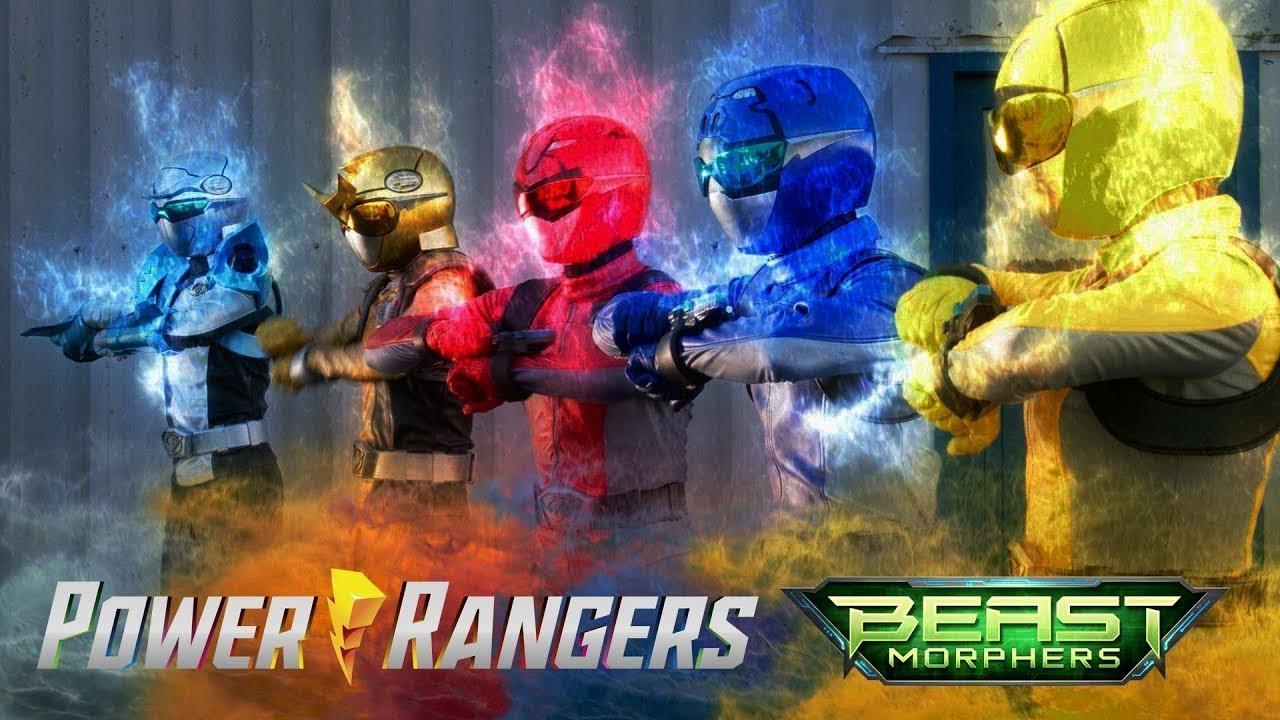 Download All Battles in Power Rangers Beast Morphers | Season 2 Episodes | Power Rangers Official