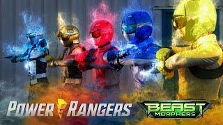 All Battles in Power Rangers Beast Morphers | Season 2 Episodes