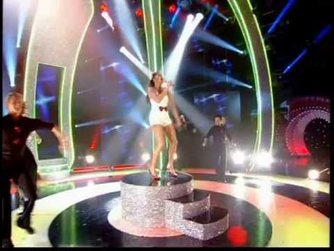 Alesha Dixon - (HQ) The Boy Does Nothing 2009 - Excellent Performance!
