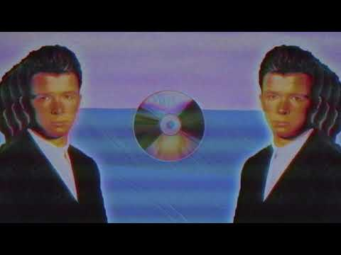 Never Gonna Give You Up - Vaporwave