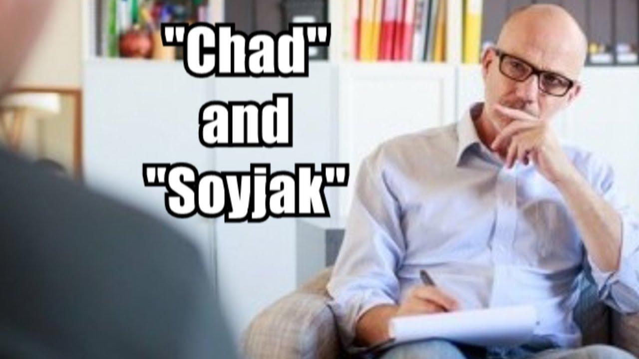 """Chad"" and ""Soyjak"""