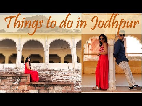 Top Things to do in Jodhpur, Rajasthan | Travel Vlog and Gui
