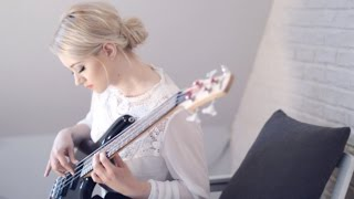 j s bach suite no 5 in c minor bwv 1011 courante bass guitar