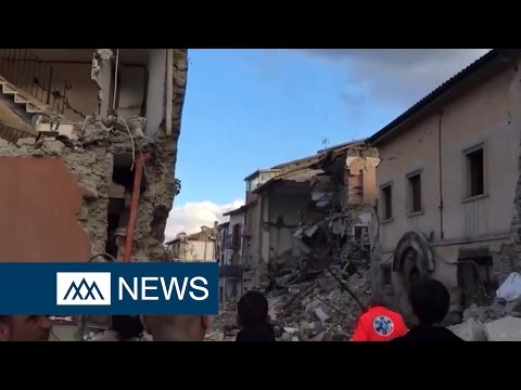 Death toll of Italy earthquake rises to 120, according to prime minister - DIBC News