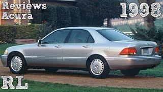 Reviews Acura RL 1998