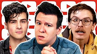 UHOH! Youtubes New CRACKDOWN, iDubbbz Content Cop REMOVED, Viral Slapper Exposed, Anthony Padilla &