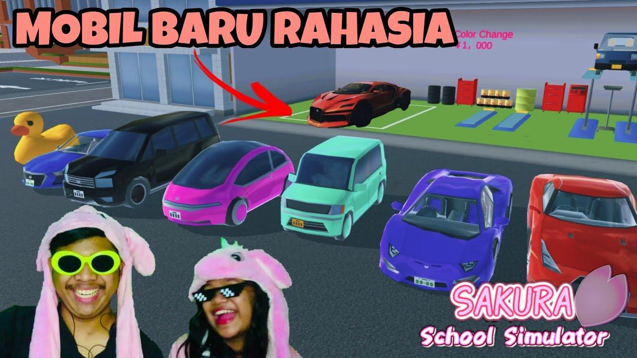 ADA MOBIL BARU TERSEMBUNYI UPDATE SAKURA SCHOOL SIMULATOR PART3