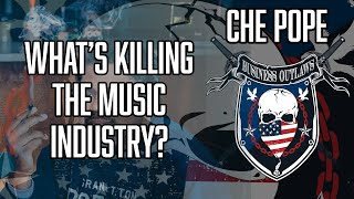 How is Social Media Killing the Music Industry - Che Pope