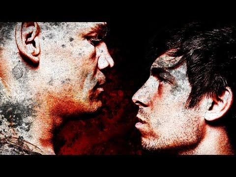Tapped Out, action MMA movie with Michael Biehn, Cody Hackman, Krzysztof Soszynski.