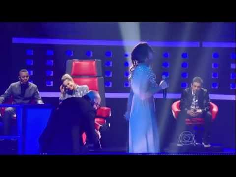 The Voice Brasil - Dudu Fileti X Isadora Morais