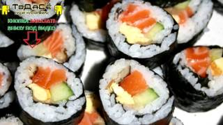 Москва японская кухня с доставкой