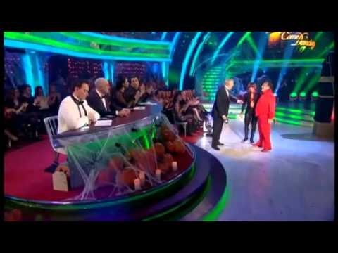 Russell Grant and Flavia Cacace   Samba