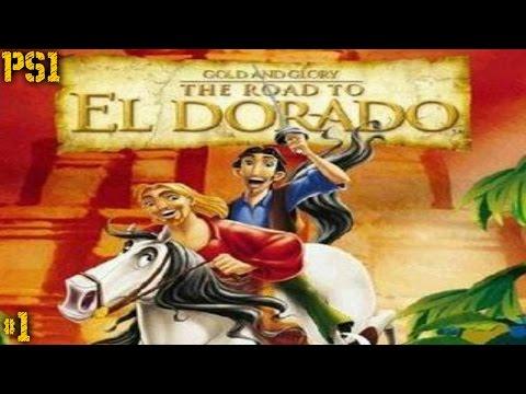 Gold and Glory: The Road to El Dorado [PS1] - (Walkthrough) - Part 1