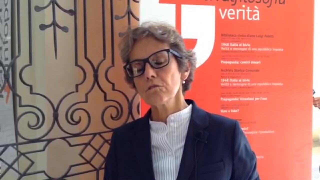"""Lezioni magistrali in pillole. Franca D'Agostini: """"Diritti ..."""