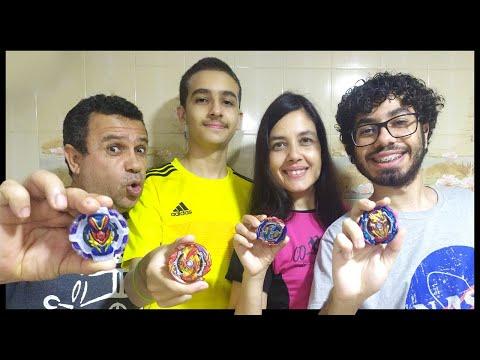 COPA IMPERIAL: Família Edition - Campeonato de Combos Beyblade Burst