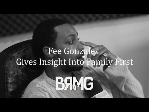 Fee Gonzales Gives Insight Into 'Family First' [@FeeGonzales_ @BlueReignMG]