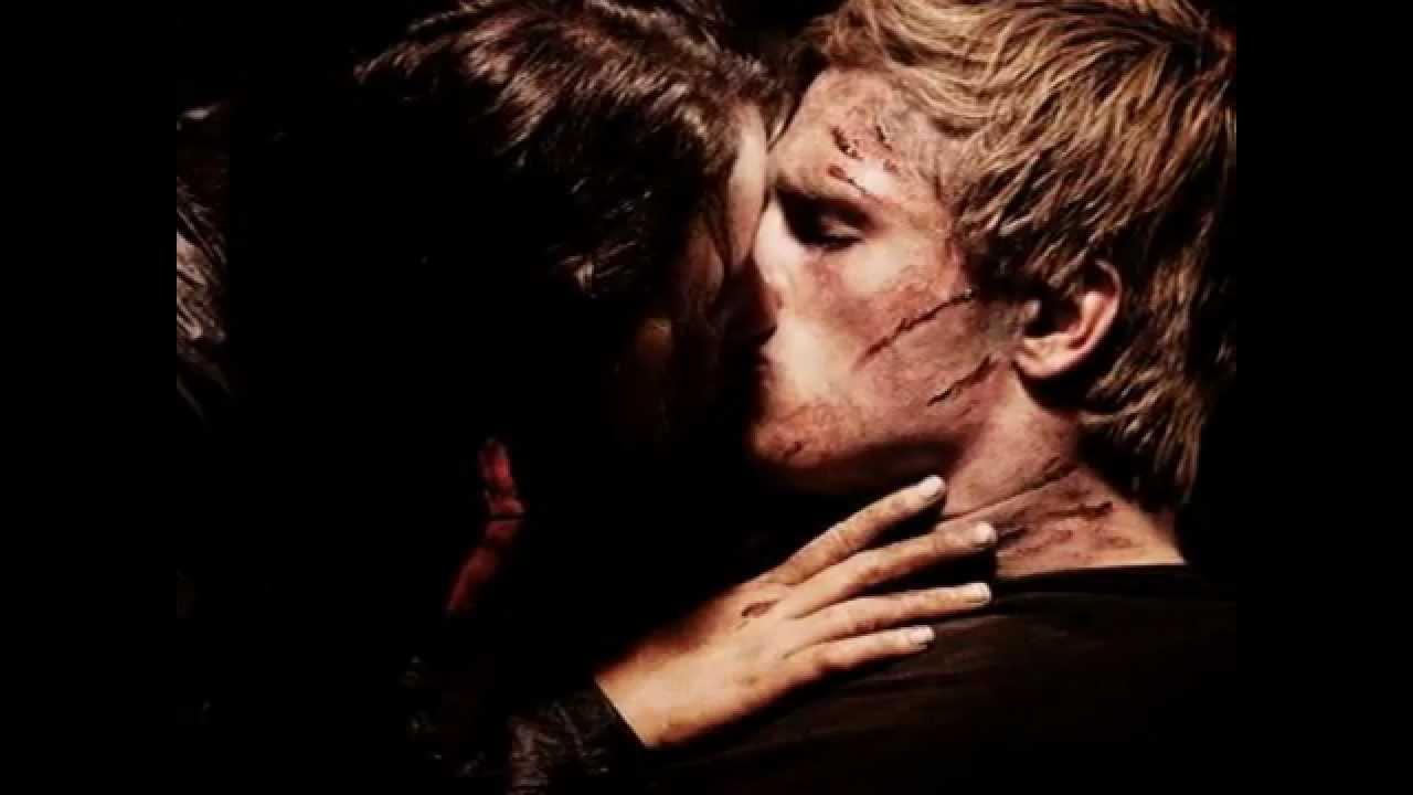 Katniss & Peeta ♥ Fanfiction Chapter 7 ♥ Part 1 - YouTube