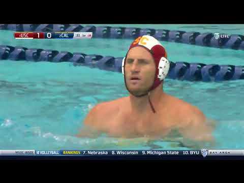 Men's Water Polo: USC 3, CAL 6 - Highlights (11/4/17)