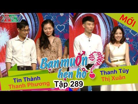 BẠN MUỐN HẸN HÒ | Tập 289 - FULL | Tín Thành - Thanh Phương | Thanh Túy - Thị Xuân | 160717 💖