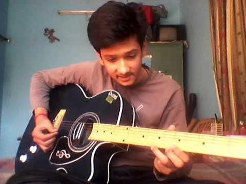 Teri meri prem khani Single String Guitar Tabs Lesson For Beginners