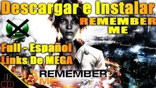 Descargar e Instalar Remember Me PC [MEGA]