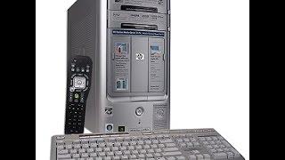 HP Media Center PC M7760n Thrift Store Pickup:September 30th 2014