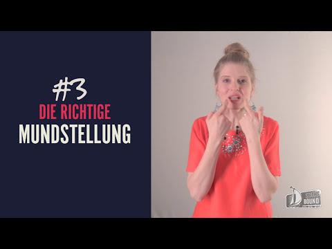 Singen lernen - Töne treffen