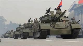 "Sahbabi ""Pull Up wit da stick"" (DPRK Trap Parade)"