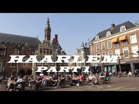 Netherlands-Beautiful Haarlem  (Holland) Part 1