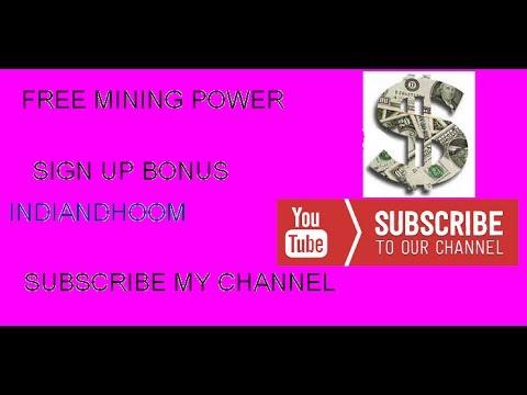 EARN money online free mining power 2017