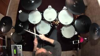 Metallica - Damage Inc - V-Drum Cover - Roland TD-20X - Drumdog69
