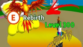 YOU WON'T BELIEVE WHAT LEVEL 300 DOES.. (Roblox Egg Hatching Simulator)