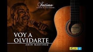 �ntimo - Voy A Olvidarte | Amín Martinez
