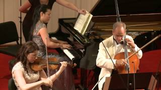 Schumann, Piano Quartet in Eb Major, Op. 47, III. Andante cantabile, BCMF 2014