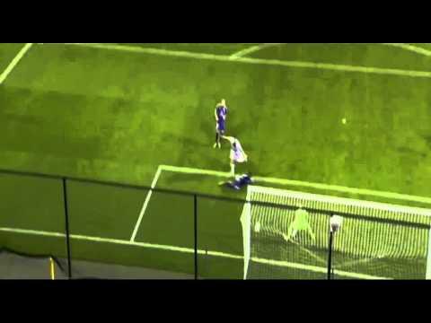 Zlatan Ibrahimovic Poker All 4 Goals) vs Anderlecht HD