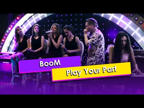 BooM - Play Your Part (Трио Беатрис)