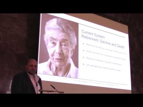Paul Spiegel: Beyond Retirement - a New Social Compact for the Age of Longevity | LEAF