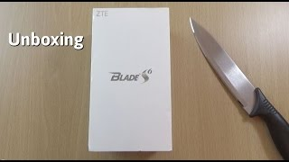 ZTE Blade S6 - Unboxing & First Look!
