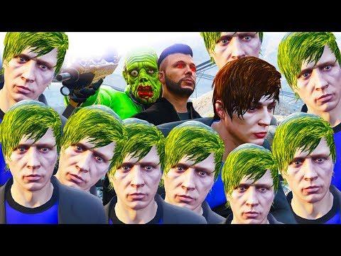 HACKER Klone in Grand Theft Auto Online!