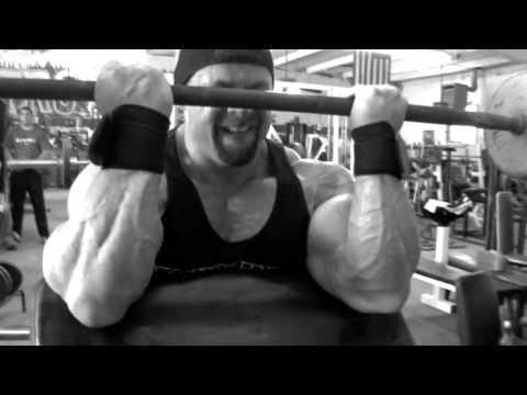 Branch Warren Arms Workout