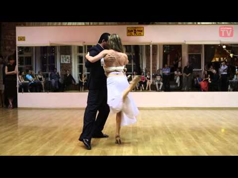 Carolina Bonaventura & Francisco Forquera, 3, 1st Russian Festival Of Argentine Tango Championship