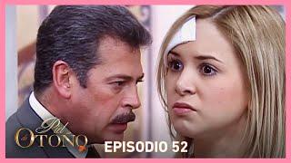 Piel de Otoño: Liliana se entera del compromiso de Rebeca y Ramón | C-52 | tlnovelas