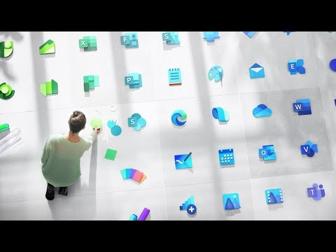 ШОК! Microsoft представила новый дизайн Windows 10
