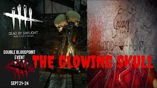 Dead By Daylight | The Glowing Skull | PS4 Pro Gameplay 1080p 60 fps