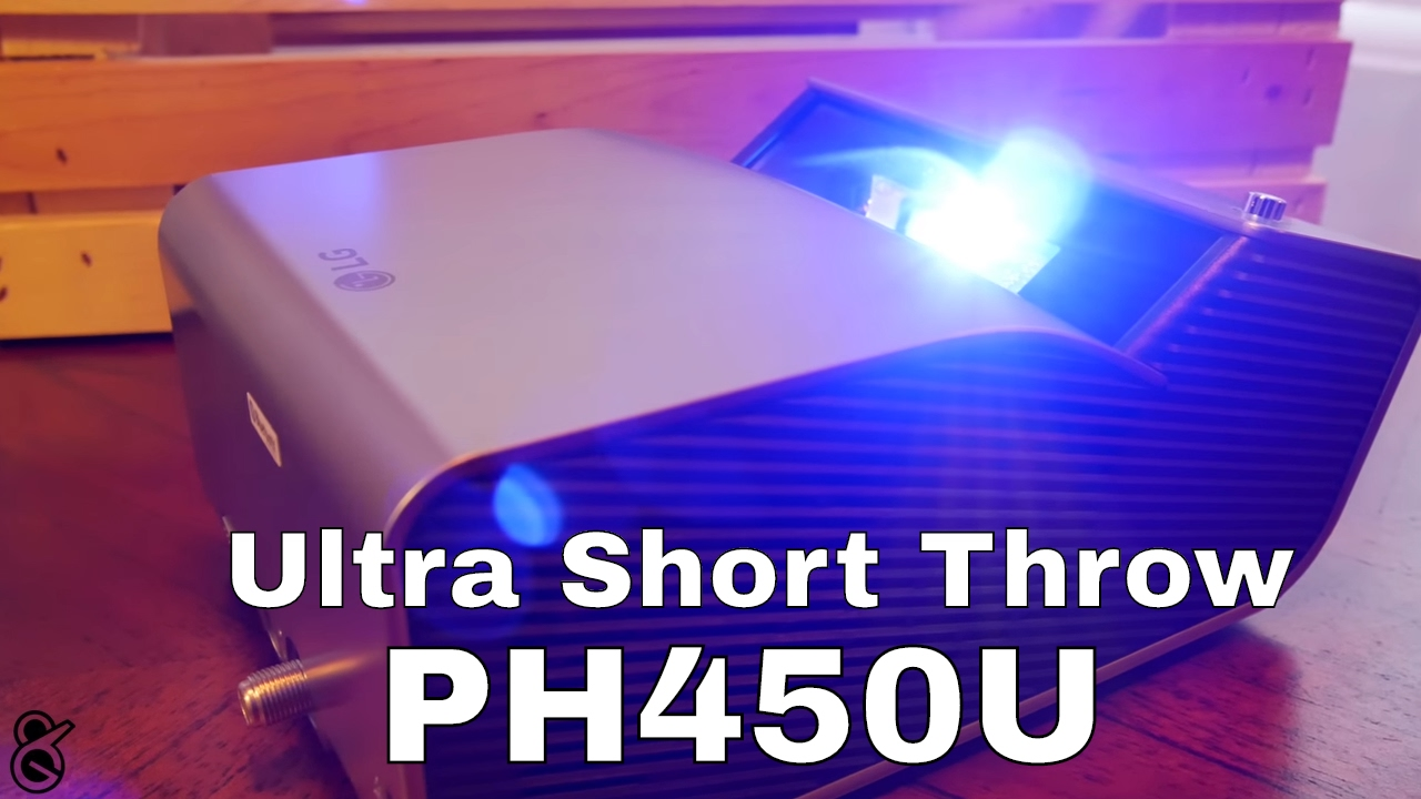 Unboxing, Review, and test of the INFAMOUS PH450U(G) by Lifes Good (Lucky  Goldstar)