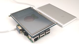 How to setup an lcd touchscreen on the Raspberry Pi - portable Raspberry Pi 3