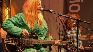 Judith Holofernes Trio - live @ Radio 1 Parkfest (Danke, ich hab schon Ein leichtes Schwert MILF)